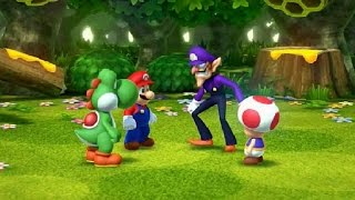 Mario Party 10 - All Mini Games