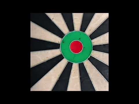 Wayne Mardle dartboard review of The One80 Gladiator lll