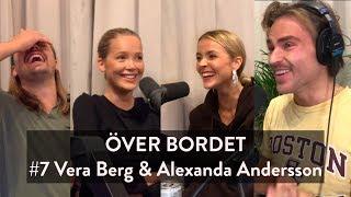 Över Bordet #7 - Q/A med Vera Berg & Alexandra Andersson