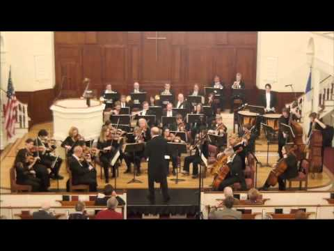 BlueWater Chamber Orchestra — Beethoven — Overture to Egmont Op. 84-3