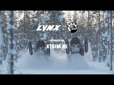 Lynx Lineup 2016 - Introducing Xtrim RE