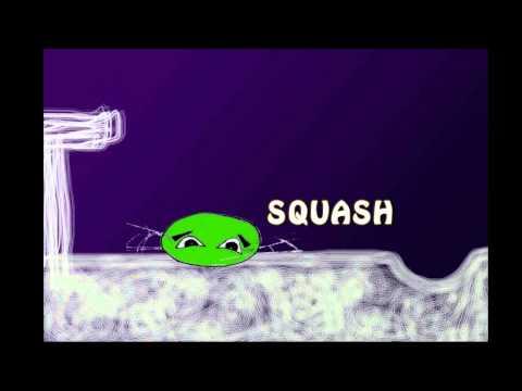 Stretch Squash-Animación 2D