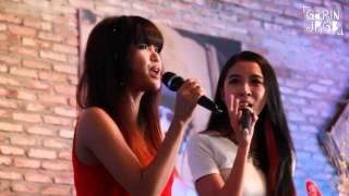 [28.07.13] JPGirls - Nơi con tim yên bình (acoustic vers.) live @ FC Gil Lê Fanmeeting