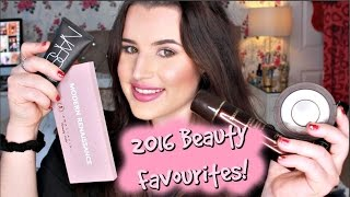 2016 Beauty Favourites Awards! | BellaBambinaxX