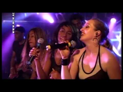 Beverley Knight - Flavour of the Old School - Live @ MCM Cafe, Paris