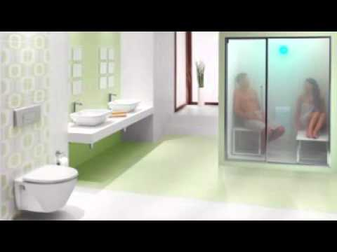 Hammam  Bao turco en casa  Aquasteam  Effegibi  YouTube