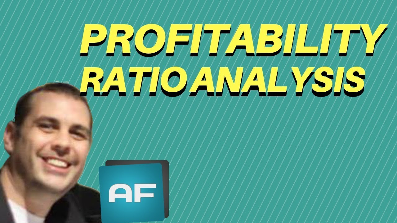 financial ratios and ratio