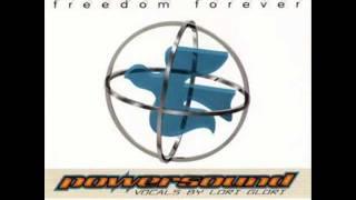Powersound feat. Lori Glori - Freedom Forever