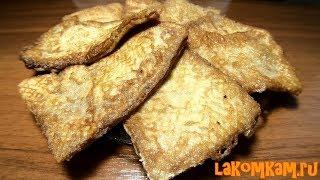 Фальшивые (ленивые) чебуреки (затраты 180 рублей). Оригинальный мясной рецепт