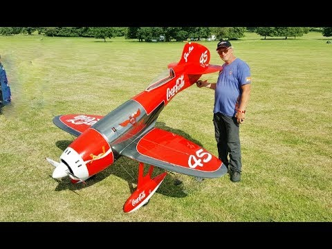 MOKI 5 CYL 300cc RADIAL POWERED RC...
