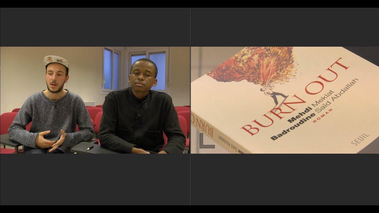 Medhi et Badrou présentent «Burn Out» à Montpellier
