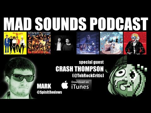 MAD SOUNDS Ep. 31: How I Moshed to Rock Lobster (w/ Crash Thompson)