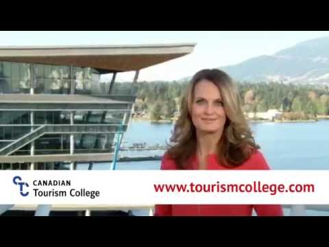 Travel Best Bet's Claire Newell for Canadian Tourism College