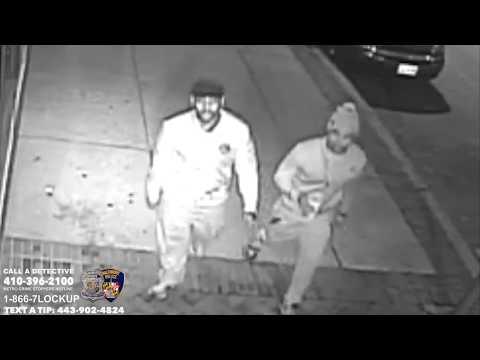 Southeast District Homicide Investigation