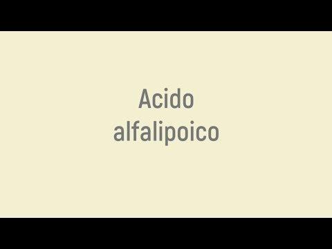 Acido Alfa Lipoico - Dhima Vojasava