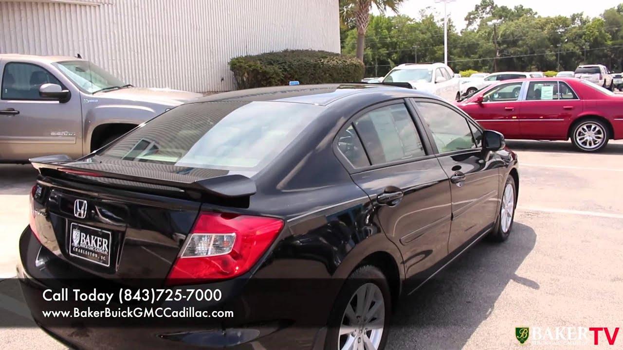 2012 Honda Civic Sedan EX L