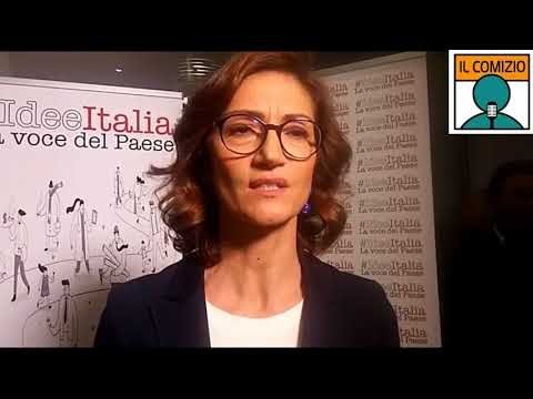 #IdeeItalia: la tre giorni di Forza Italia a Milano. Intervista a Mariastella Gelmini