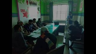 Training Session Held at THQ Hospital Sarai Alamgir