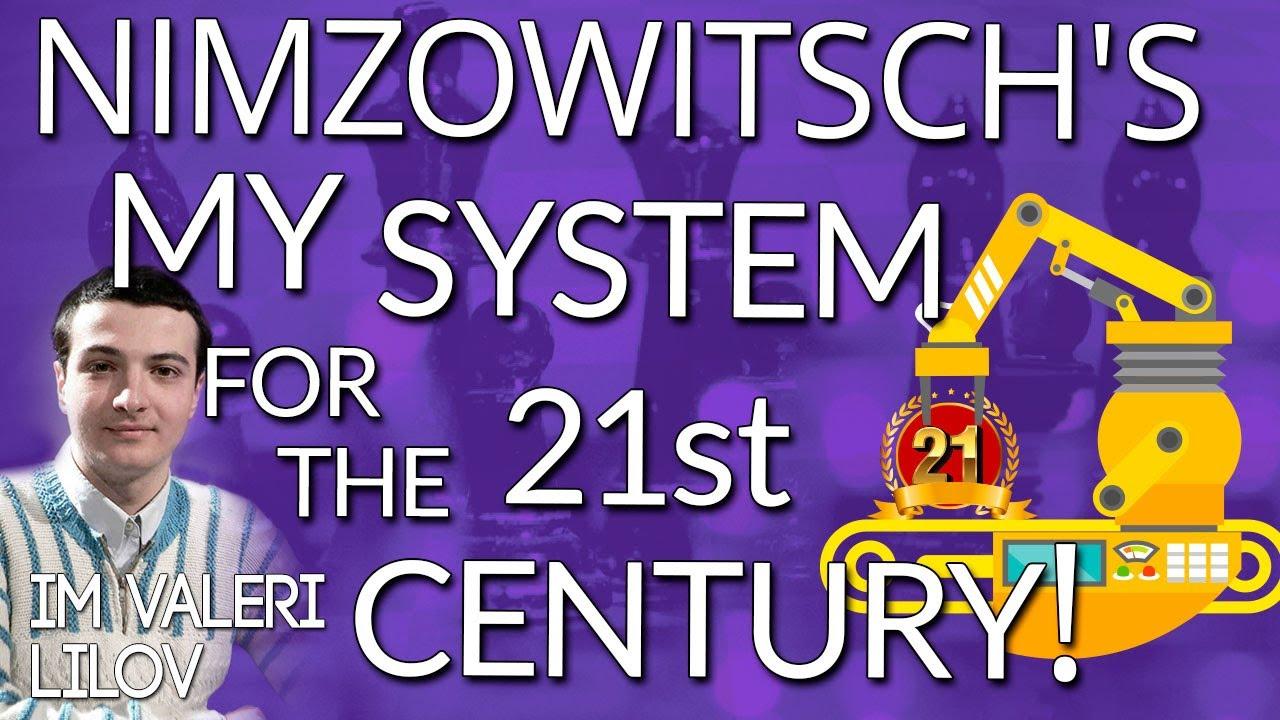Aron Nimzowitsch My System Pdf