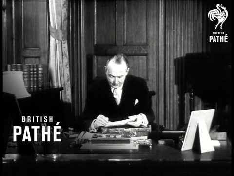 Chancellor Of The Exchequer (1957)