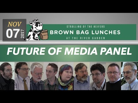 Future of Local Journalism Panel 11/7/17