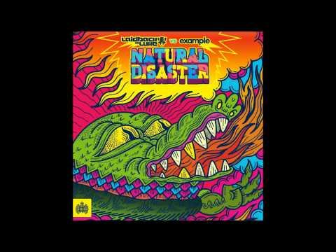 Laidback Luke vs Example - 'Natural Disaster' (Skream Remix)