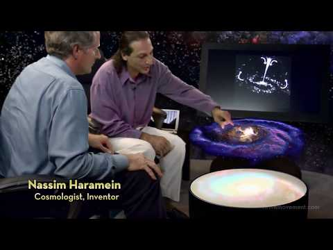 "Nassim Haramein on the Double Torus Dynamic from his ""Black Whole"" Film"