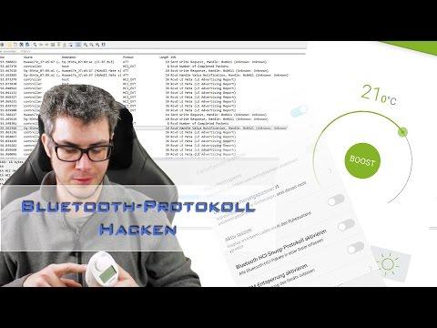 Projekt:: Bluetooth-Protokoll mit Android hacken - Home Automation [de]