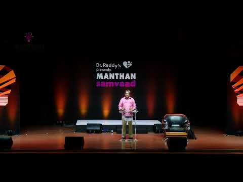 Ravish Kumar on 'Gandhi & Dimensions of Truth' at Manthan Samvaad 2017