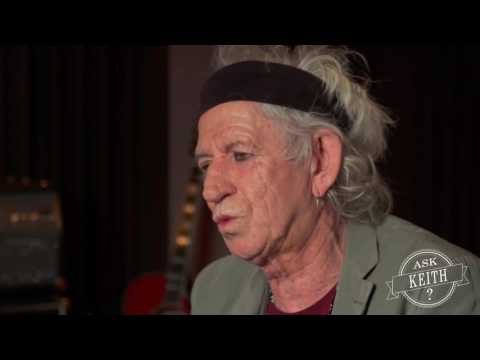 Ask Keith Richards: Olé Tour Latin America 2016