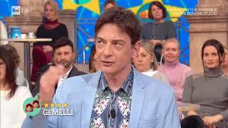 L'oroscopo di Paolo Fox - I Fatti Vostri 13/02/2018