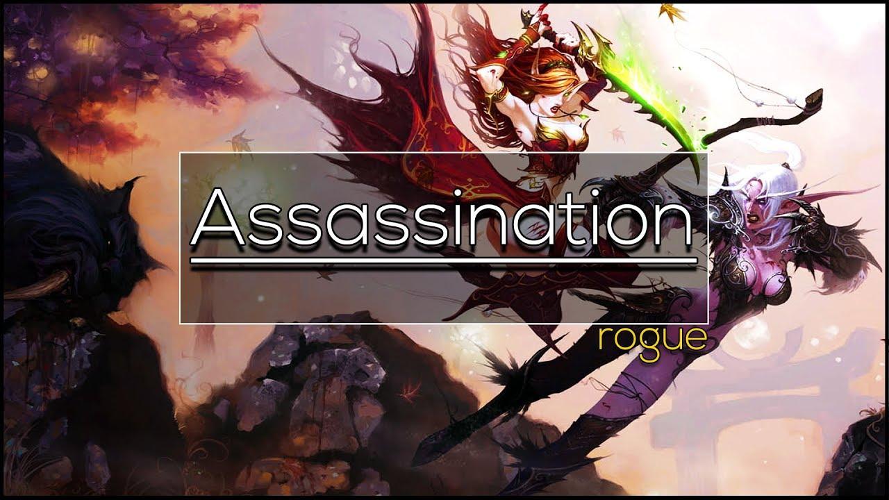 Legion Assassination Rogue Full Dps Guide 7 3 2 7 3 5 Basics Pve Youtube