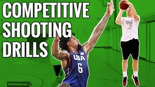 3 of my favorite basketball shooting drills (all competitions)