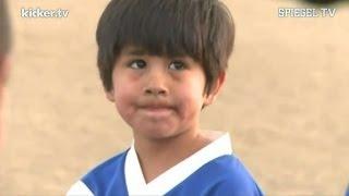 Achtjähriger Messi-Nachfolger: Topclubs jagen kleinen Argentinier