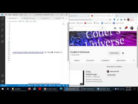 HTML Walkthrough | Part 2: Body Elements