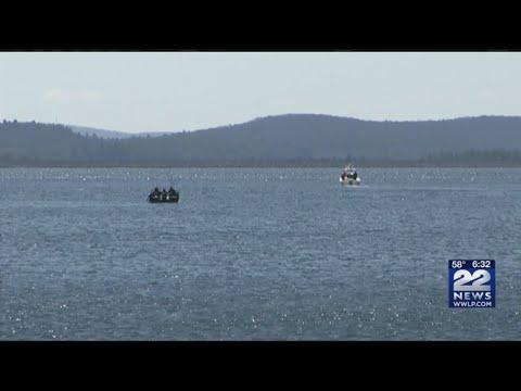 Fishing season begins at the Quabbin Reservoir in Belchertown