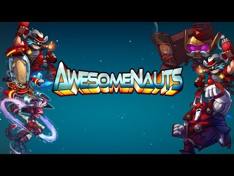 Awesomenauts | Every Possible Combo 13 | Online Battle 351 | w/ GUNNY, Sweet & Gangsta