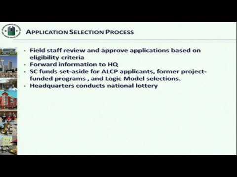 Multifamily ALCP Webinar for NOFA, Part 2 - HUD - 3/28/12