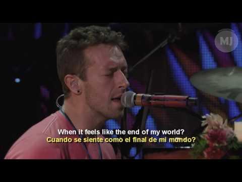 Letra Traducida Everglow De Coldplay