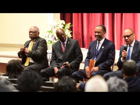 """""""Race Relations and the Role of the Church: Then and Now."""""""
