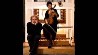 """Carl Friedrich Abel (1723 -1787) Sonata  per  gamba e b.c. e moll WK 146. Duo """"Ad libitum"""""""