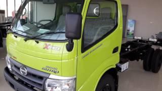 Hino Dutro New 130 HD XPOWER