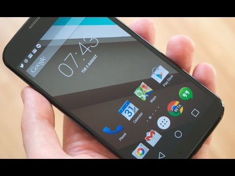 Moto G: Android L 5.0.1 / Features!!!