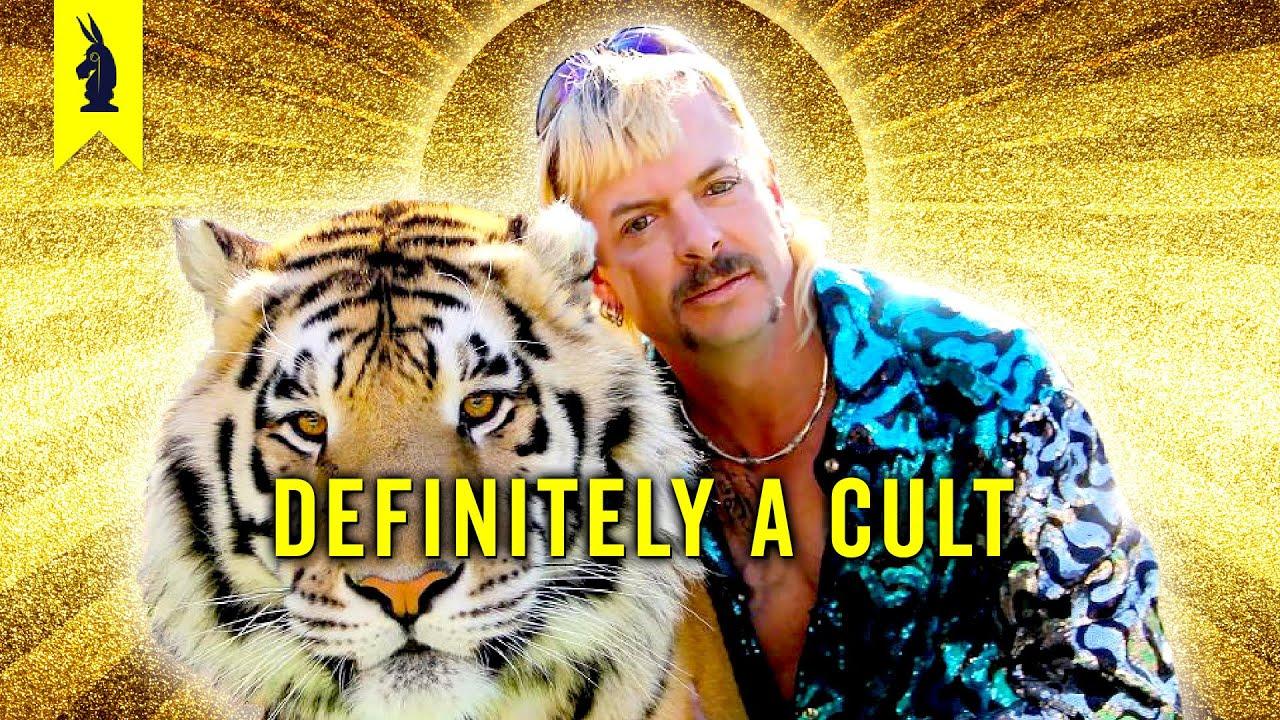 Tiger King Backpack Joe Exotic