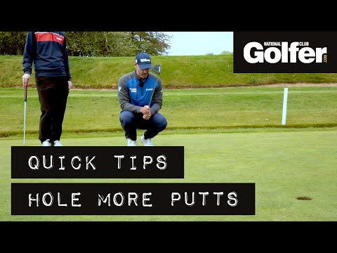 Paul Waring Quick Tips : Holing More 6-8 Footers