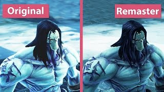 darksiders 2  Original Xbox 360 vs. Deathinitive Edition PS4 Graphics Comparison FullHD60fps