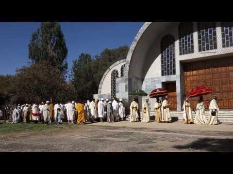 Tsion Church Axum