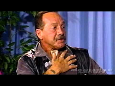 HELLS ANGELS  SONNY BARGER   1994  Part 2