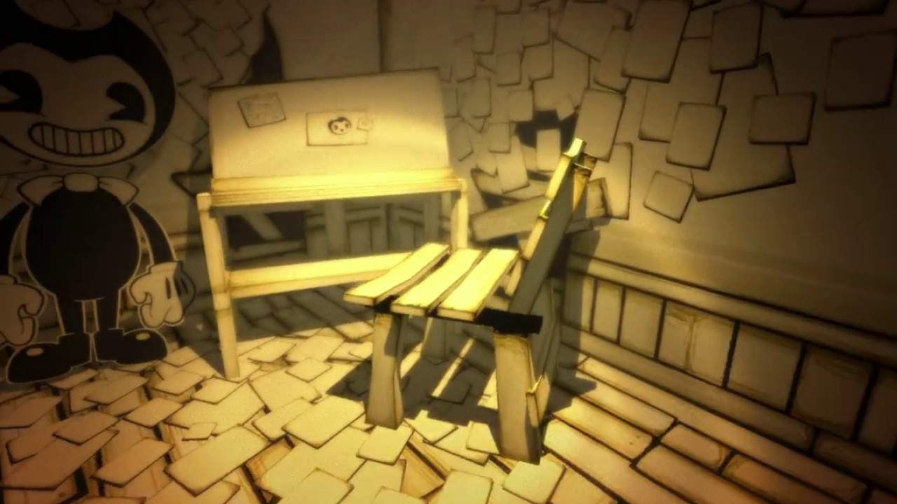 A Chair In The Room Chapter