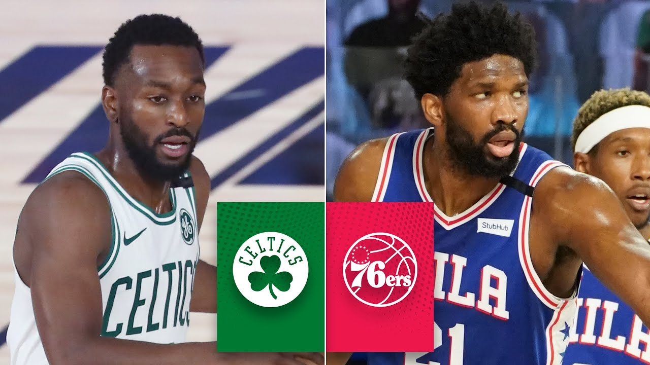 Boston Celtics vs. Philadelphia 76ers [GAME 4 HIGHLIGHTS] | 2020 NBA Playoffs